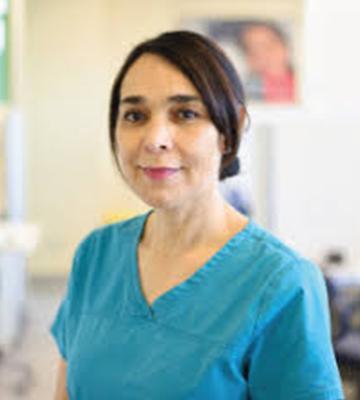 Claudia Brizuela Cordero