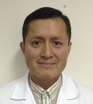 Dr. Carlos Luis Quiroz Ron