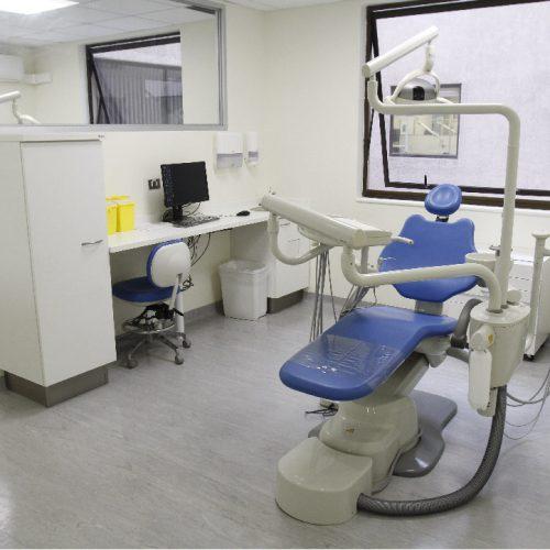 Clínica Odontológica abre seis nuevos box de atención
