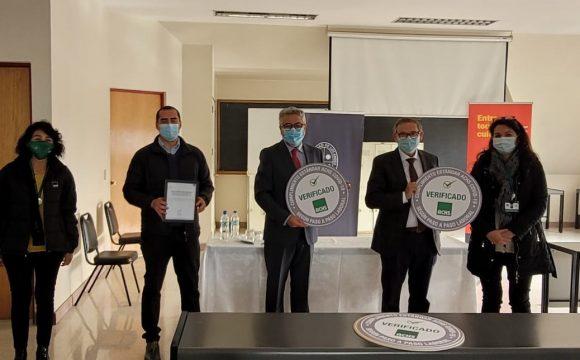 Centro de Salud obtiene sello de Gestión para la Prevención del COVID 19 por parte de la ACHS